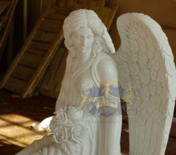 Скульптура. Ангел на памятник - 5000