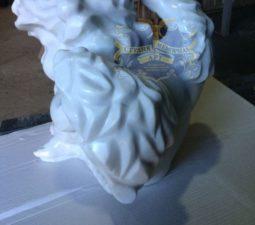Скульптура. Ангел на памятник - 5016