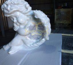 Скульптура. Ангел на памятник - 5018