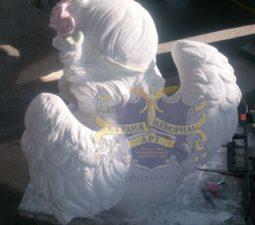 Скульптура. Ангел на памятник - 5020
