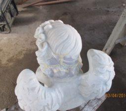 Скульптура. Ангел на памятник - 5022