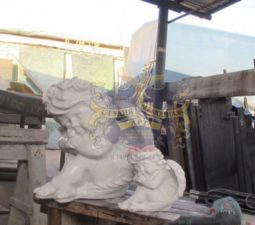 Скульптура. Ангел на памятник - 5023
