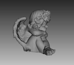 Как изготавливают скульптуры из мрамора? - 602