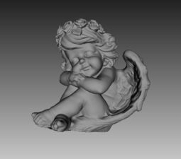 Как изготавливают скульптуры из мрамора? - 606
