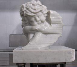 Как изготавливают скульптуры из мрамора? - 611
