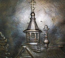 Оформление из бронзы и латуни - 6136