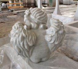 Как изготавливают скульптуры из мрамора? - 614