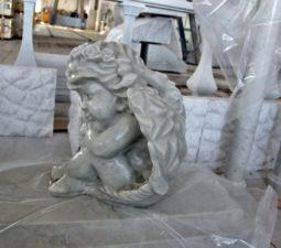 Как изготавливают скульптуры из мрамора? - 615