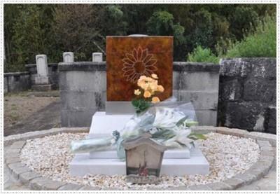 Надгробные памятники из стекла модель 019Мемориал