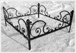Мемориал Ограда на могилу — 11