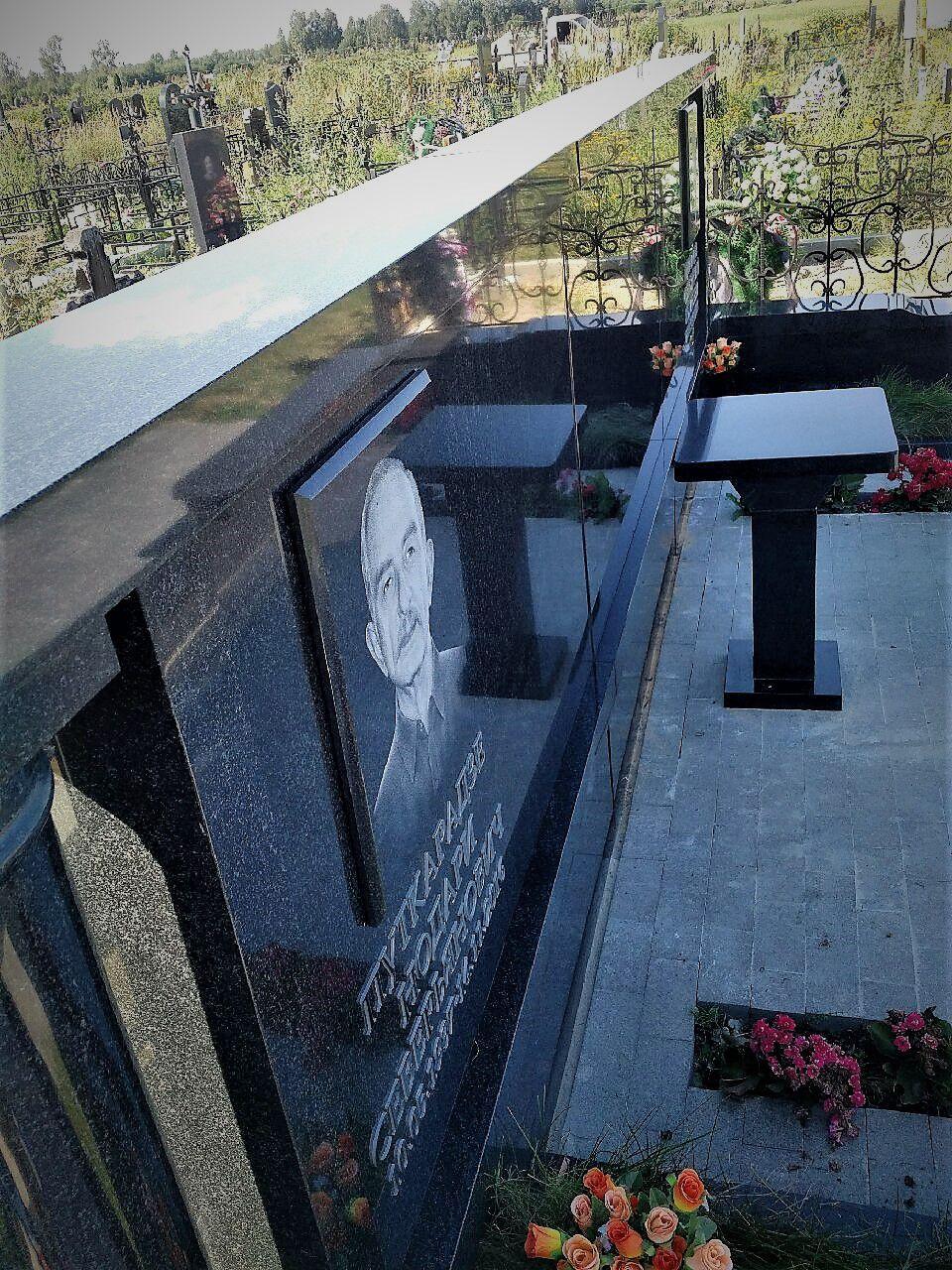 Установлен на Богородском кл., г. Ногинск.Мемориал