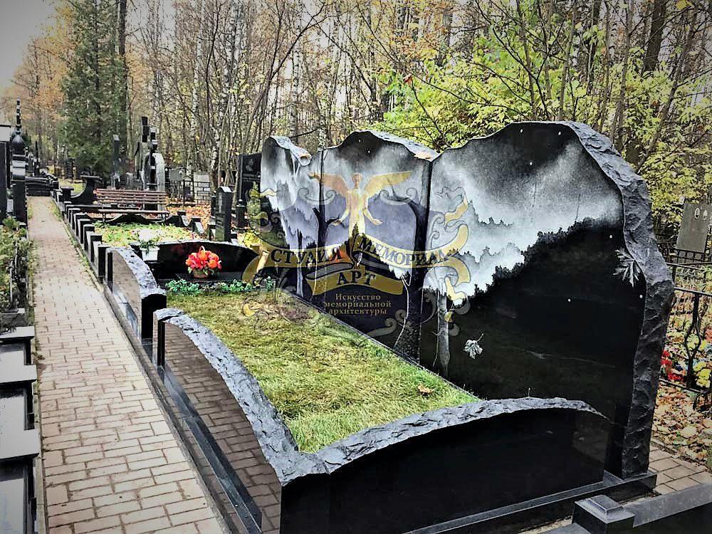 Установлен на Хованском кл., г. МоскваМемориал