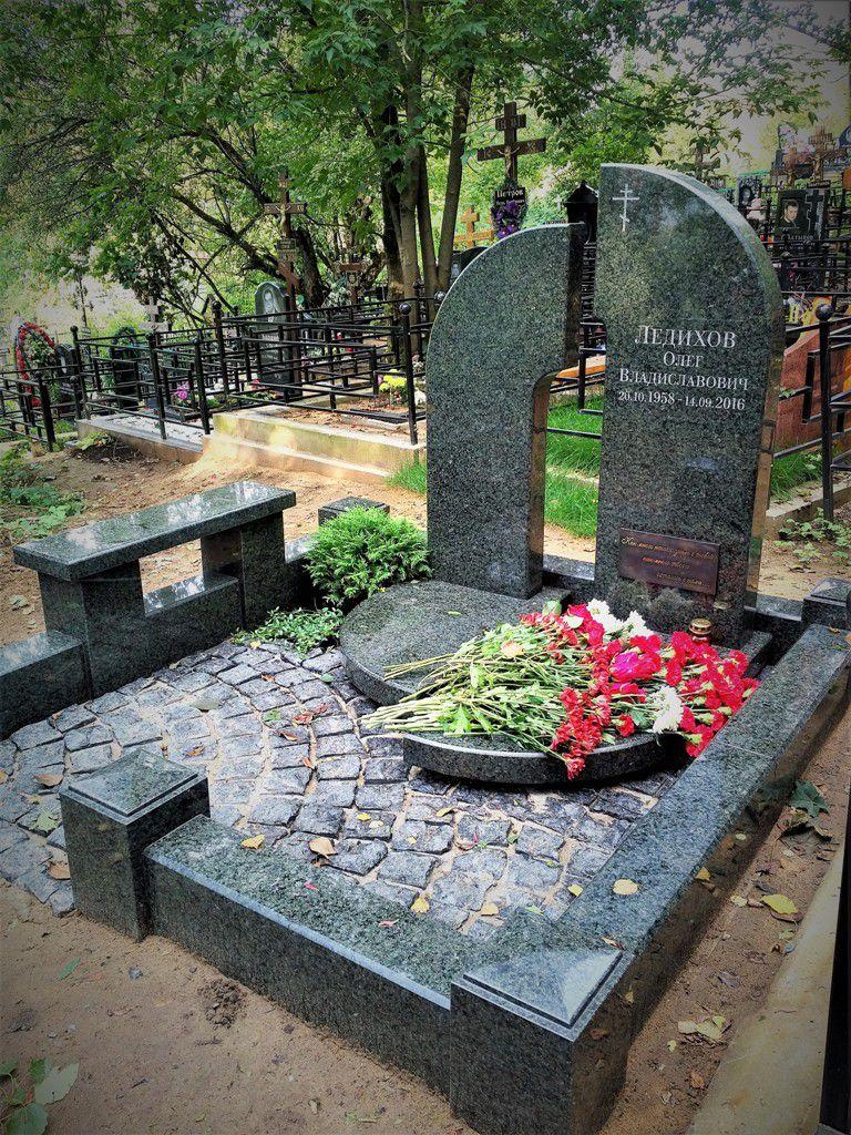 Установлен на Пенягинском кл., г. Москва.Мемориал