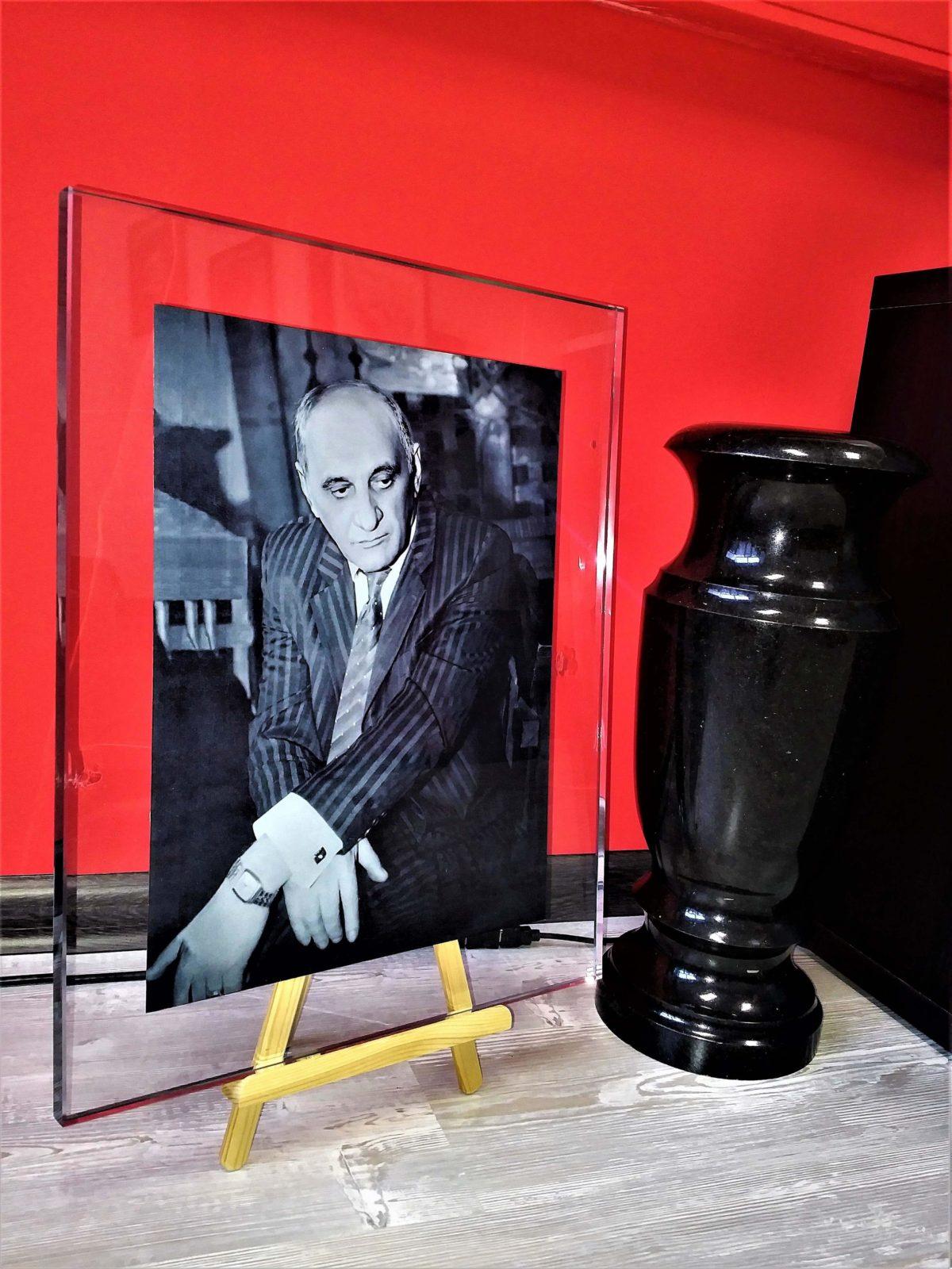Фото в стекле - Мемориал Арт
