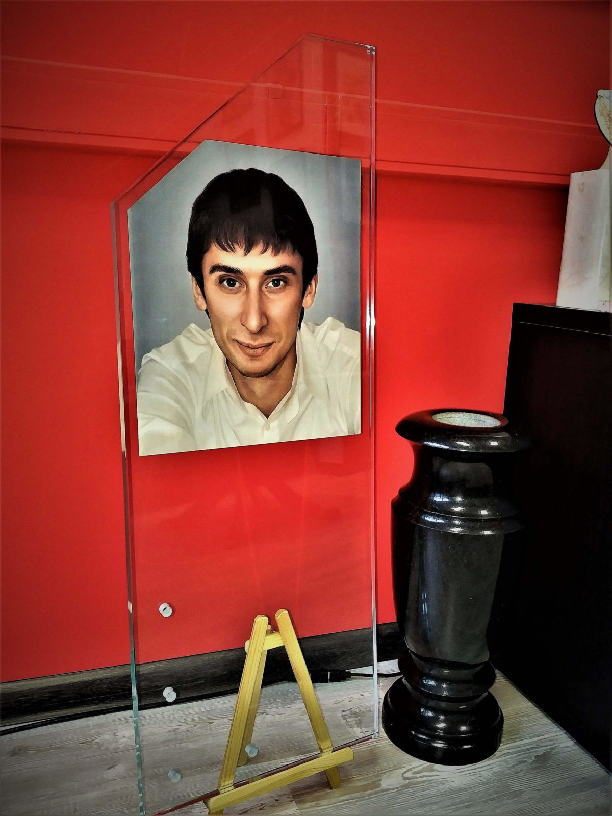 Фото в стекле №3Мемориал