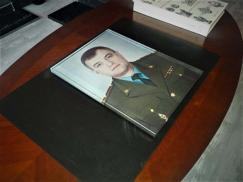 Фото в стекле №5Мемориал