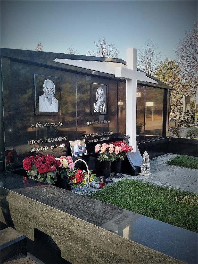 Цветная гравировка - Мемориал Арт