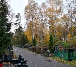 Разрешение на кладбищах - 3005683