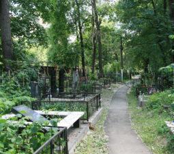Разрешение на кладбищах - panorama