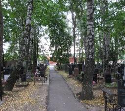 Разрешение на кладбищах - yasenevskoe_vid