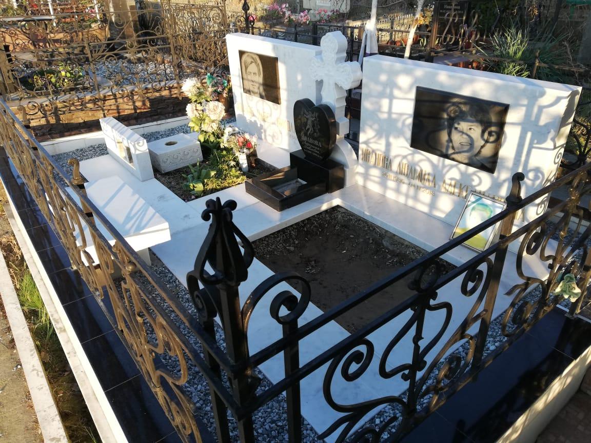 Установлен в г. Сочи - Мемориал Арт