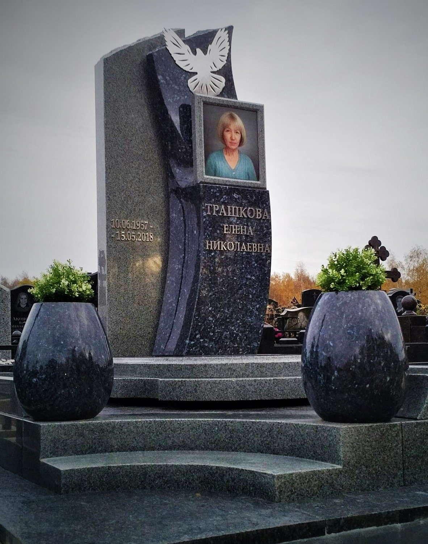 Установлен на Хованском кл., г. Москва - Мемориал Арт