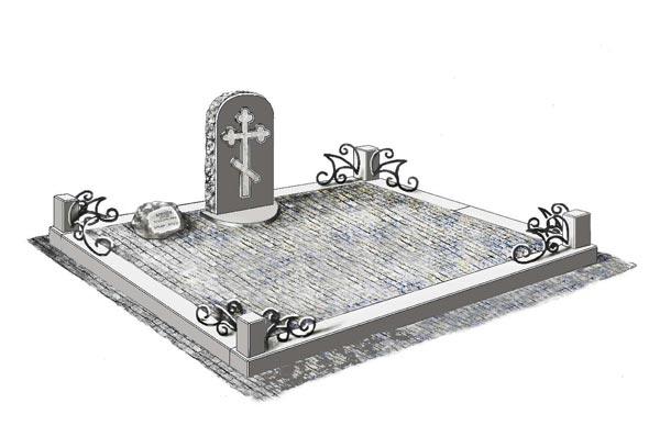 Разрешение на кладбищах - 0122