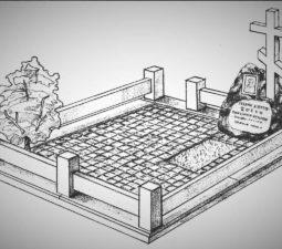 Разрешение на кладбищах - 08