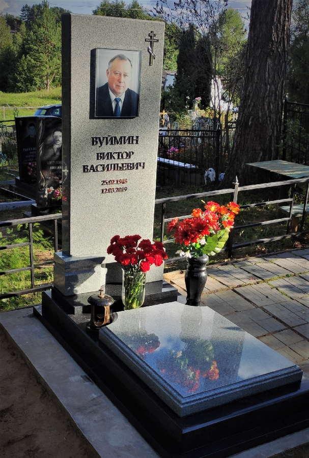 Установлен в с. Пржевальское, Смоленской обл. - Мемориал Арт