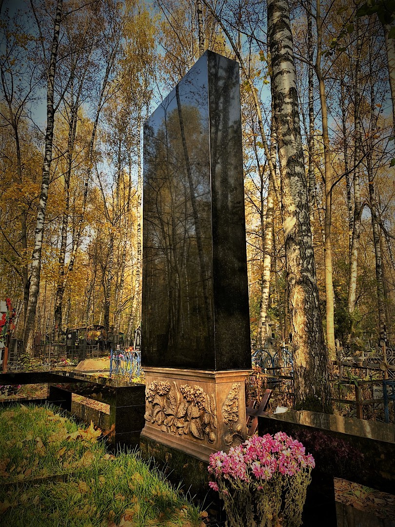 Бронзовый орнамент на мемориальный комплекс - Мемориал Арт